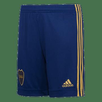 Short-Infantil-Adidas-Titular-de-Juego-Boca-Jrs-20-21