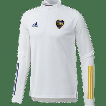 Buzo-Adidas-Entrenamiento-Blanco-Boca-Jrs