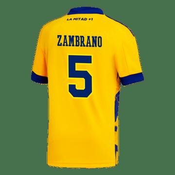 Camiseta-Adidas-3°-Equipacion-de-Juego-Boca-Jrs-20-21-Personalizado---5-ZAMBRANO