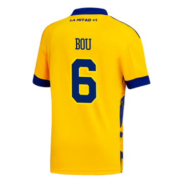 Camiseta-Infantil-3°-Equipacion-de-Juego-Boca-Jrs-20-21-Personalizado---6-BOU