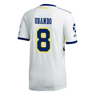 Camiseta-Alternativa-de-Juego-Boca-Jrs-20-21-Personalizado---8-OBANDO