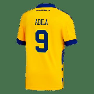Camiseta-Infantil-3°-Equipacion-de-Juego-Boca-Jrs-20-21-Personalizado---9-ABILA