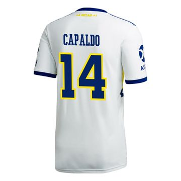 Camiseta-Alternativa-de-Juego-Boca-Jrs-20-21-Personalizado---14-CAPALDO