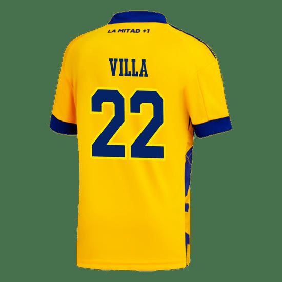 Camiseta-Adidas-3°-Equipacion-de-Juego-Boca-Jrs-20-21-Personalizado---22-VILLA