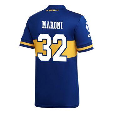 Camiseta-Titular-de-Juego-Boca-Jrs-20-21-Personalizado---32-MARONI