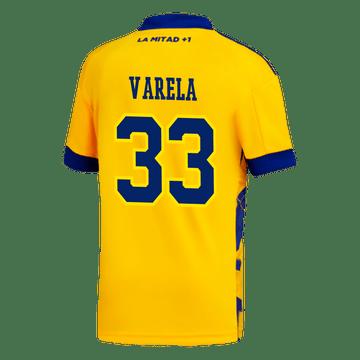 Camiseta-Adidas-3°-Equipacion-de-Juego-Boca-Jrs-20-21-Personalizado---33-VARELA