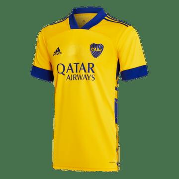 Camiseta-Adidas-3°-Equipacion-de-Juego-Boca-Jrs-20-21-Personalizado---3-E.-MAS