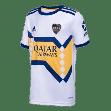 Camiseta-Infantil-Alternativa-de-Juego-Boca-Jrs-20-21-Personalizado---19-MAURO