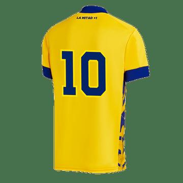 Camiseta-Infantil-3°-Equipacion-de-Juego-Boca-Jrs-20-21-Personalizado-LPF---10