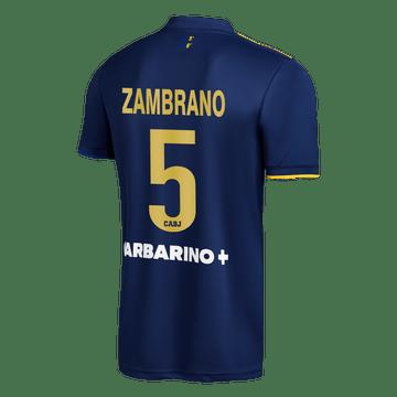 Cuarta-Camiseta-Boca-Jrs-20-21---ADULTO-Personalizado---5-ZAMBRANO