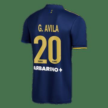 Cuarta-Camiseta-Boca-Jrs-20-21---ADULTO-Personalizado---20-G.-AVILA