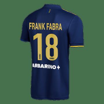 Cuarta-Camiseta-Boca-Jrs-20-21---NIÑO-Personalizado---18-FRANK-FABRA