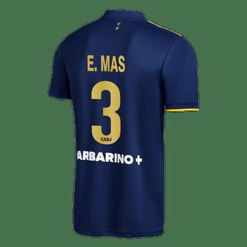 Cuarta-Camiseta-Boca-Jrs-20-21---NIÑO-Personalizado---3-E.-MAS