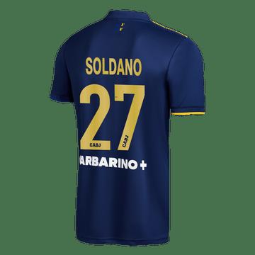 Cuarta-Camiseta-Boca-Jrs-20-21---NIÑO-Personalizado---27-SOLDANO