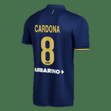 Cuarta-Camiseta-Boca-Jrs-20-21---NIÑO-Personalizado---8-CARDONA