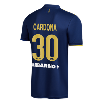 Cuarta-Camiseta-Boca-Jrs-20-21---NIÑO-Personalizado---30-CARDONA