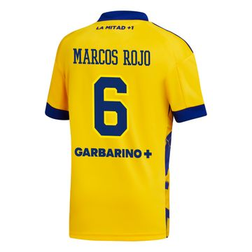 Tercera-Camiseta-Boca-Jrs-20-21---HOMBRE-Personalizado---6-MARCOS-ROJO
