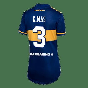 Camiseta-Titular-Boca-Jrs-20-21---MUJER-Personalizado---3-E.-MAS