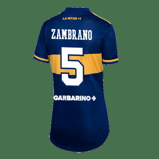 Camiseta-Titular-Boca-Jrs-20-21---MUJER-Personalizado---5-ZAMBRANO