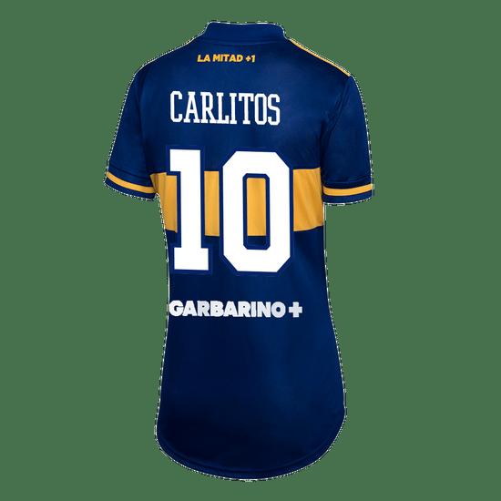 Camiseta-Titular-Boca-Jrs-20-21---MUJER-Personalizado---10-CARLITOS