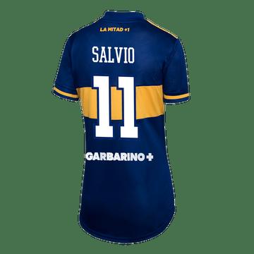 Camiseta-Titular-Boca-Jrs-20-21---MUJER-Personalizado---11-SALVIO