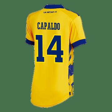 Tercera-Camiseta-Boca-Jrs-20-21---MUJER-Personalizado---14-CAPALDO