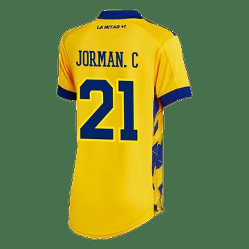Tercera-Camiseta-Boca-Jrs-20-21---MUJER-Personalizado---21-JORMAN-C.