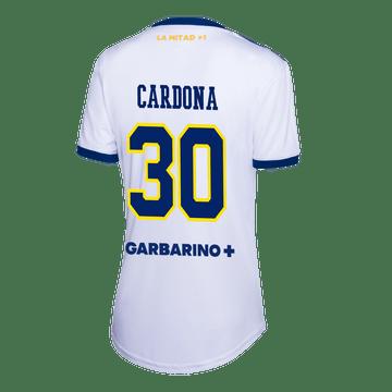 Camiseta-Alternativa-Boca-Jrs-20-21---MUJER-Personalizado-Copa-Libertadores---30-CARDONA
