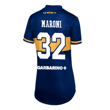 Camiseta-Titular-Boca-Jrs-20-21---MUJER-Personalizado---32-MARONI