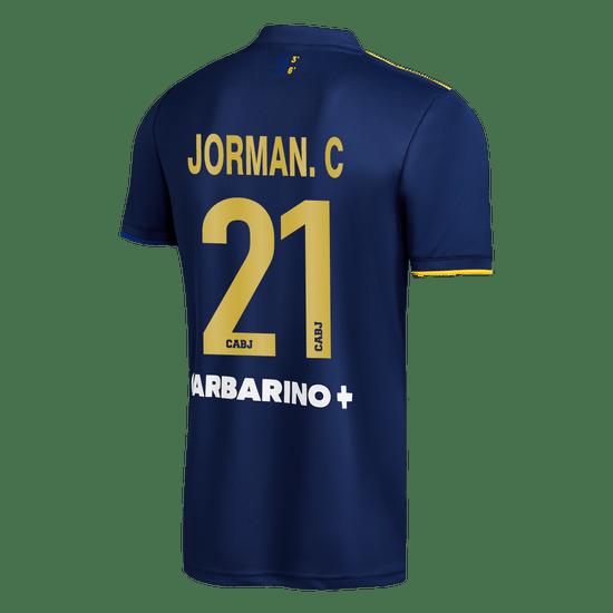 Cuarta-Camiseta-Boca-Jrs-20-21---MUJER-Personalizado---21-JORMAN-C.