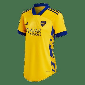 Tercera-Camiseta-Boca-Jrs-20-21---MUJER-Personalizado---29-L.-JARA
