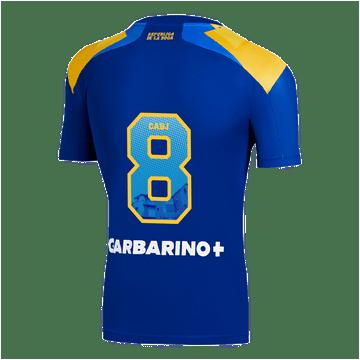 Tercera-Camiseta-Boca-Jrs-21-22---NIÑO-Personalizado---8