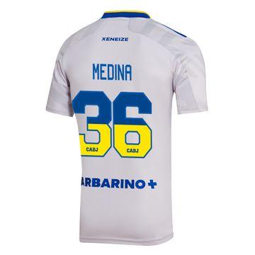 Camiseta-Alternativa-Boca-Jrs-21-22---HOMBRE-personalizado---36-Medina