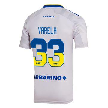 Camiseta-Alternativa-Boca-Jrs-21-22---HOMBRE-personalizado---33-Varela