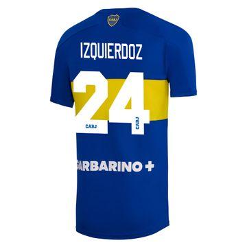 Camiseta-Titular-21-22---NIÑO-personalizado---24-Izquierdoz