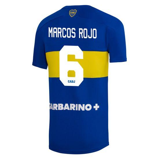 Camiseta-Titular-21-22---NIÑO-personalizado---6-Marcos-Rojo
